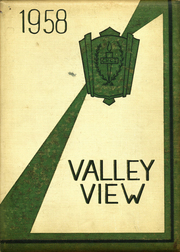 Cassadaga Valley High School - Valley View Yearbook (Sinclairville, NY) online yearbook collection, 1958 Edition, Page 1