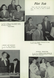 Page 10, 1954 Edition, Perry Central High School - Periscope Yearbook (Perry, NY) online yearbook collection