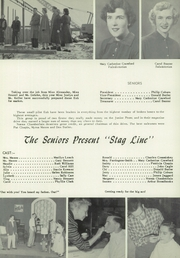 Page 14, 1954 Edition, Perry Central High School - Periscope Yearbook (Perry, NY) online yearbook collection