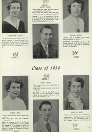 Page 16, 1954 Edition, Perry Central High School - Periscope Yearbook (Perry, NY) online yearbook collection