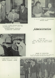 Page 8, 1954 Edition, Perry Central High School - Periscope Yearbook (Perry, NY) online yearbook collection
