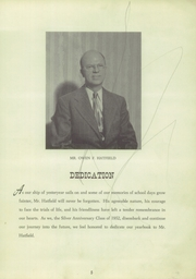 Page 7, 1952 Edition, East High School - Eastonian Yearbook (Buffalo, NY) online yearbook collection