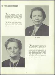 Page 11, 1954 Edition, East High School - Eastonian Yearbook (Buffalo, NY) online yearbook collection