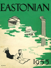 1955 Edition, East High School - Eastonian Yearbook (Buffalo, NY)