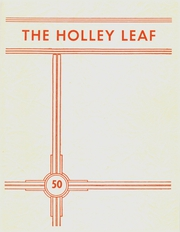 Page 1, 1950 Edition, Holley High School - Hollyleaf Yearbook (Holley, NY) online yearbook collection