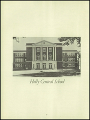 Page 6, 1950 Edition, Holley High School - Hollyleaf Yearbook (Holley, NY) online yearbook collection