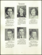 Page 12, 1953 Edition, Holley High School - Hollyleaf Yearbook (Holley, NY) online yearbook collection