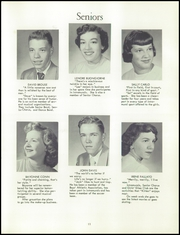 Page 13, 1953 Edition, Holley High School - Hollyleaf Yearbook (Holley, NY) online yearbook collection