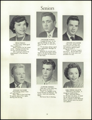 Page 14, 1953 Edition, Holley High School - Hollyleaf Yearbook (Holley, NY) online yearbook collection