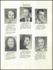 Page 15, 1953 Edition, Holley High School - Hollyleaf Yearbook (Holley, NY) online yearbook collection