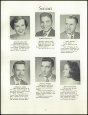 Page 16, 1953 Edition, Holley High School - Hollyleaf Yearbook (Holley, NY) online yearbook collection