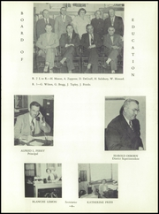 Page 7, 1954 Edition, Holley High School - Hollyleaf Yearbook (Holley, NY) online yearbook collection