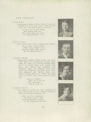 Page 11, 1931 Edition, Rensselaer High School - Crest and Shield Yearbook (Rensselaer, NY) online yearbook collection