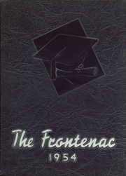 1954 Edition, Union Springs Central High School - Frontenac Yearbook (Union Springs, NY)
