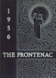 1956 Edition, Union Springs Central High School - Frontenac Yearbook (Union Springs, NY)
