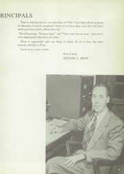 Page 13, 1956 Edition, Union Springs Central High School - Frontenac Yearbook (Union Springs, NY) online yearbook collection