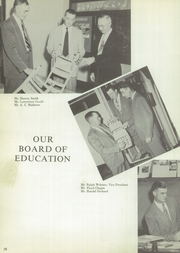 Page 14, 1956 Edition, Union Springs Central High School - Frontenac Yearbook (Union Springs, NY) online yearbook collection