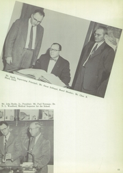 Page 15, 1956 Edition, Union Springs Central High School - Frontenac Yearbook (Union Springs, NY) online yearbook collection