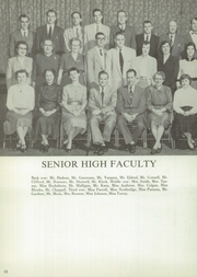 Page 16, 1956 Edition, Union Springs Central High School - Frontenac Yearbook (Union Springs, NY) online yearbook collection