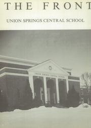 Page 6, 1956 Edition, Union Springs Central High School - Frontenac Yearbook (Union Springs, NY) online yearbook collection