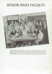 Page 17, 1957 Edition, Union Springs Central High School - Frontenac Yearbook (Union Springs, NY) online yearbook collection