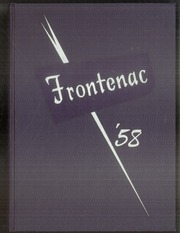 1958 Edition, Union Springs Central High School - Frontenac Yearbook (Union Springs, NY)