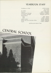 Page 7, 1958 Edition, Union Springs Central High School - Frontenac Yearbook (Union Springs, NY) online yearbook collection