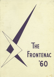 1960 Edition, Union Springs Central High School - Frontenac Yearbook (Union Springs, NY)
