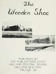 Page 5, 1954 Edition, Holland Central High School - Wooden Shoe Yearbook (Holland, NY) online yearbook collection