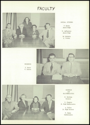 Page 11, 1955 Edition, Tupper Lake High School - Tuhisean Yearbook (Tupper Lake, NY) online yearbook collection