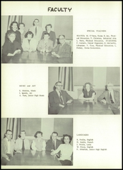 Page 12, 1955 Edition, Tupper Lake High School - Tuhisean Yearbook (Tupper Lake, NY) online yearbook collection