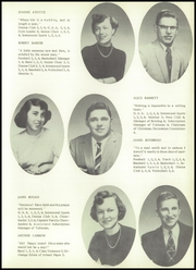Page 15, 1955 Edition, Tupper Lake High School - Tuhisean Yearbook (Tupper Lake, NY) online yearbook collection