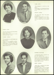 Page 16, 1955 Edition, Tupper Lake High School - Tuhisean Yearbook (Tupper Lake, NY) online yearbook collection
