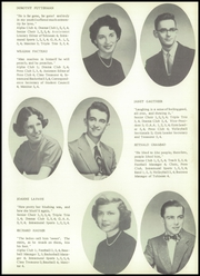 Page 17, 1955 Edition, Tupper Lake High School - Tuhisean Yearbook (Tupper Lake, NY) online yearbook collection