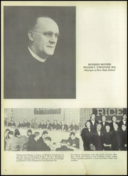 Page 10, 1950 Edition, Rice High School - Edmundian Yearbook (New York, NY) online yearbook collection
