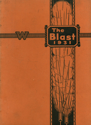 Page 1, 1931 Edition, Warsaw High School - Blast Yearbook (Warsaw, NY) online yearbook collection