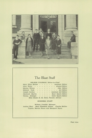 Page 11, 1931 Edition, Warsaw High School - Blast Yearbook (Warsaw, NY) online yearbook collection