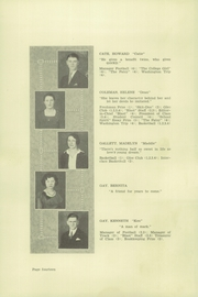 Page 16, 1931 Edition, Warsaw High School - Blast Yearbook (Warsaw, NY) online yearbook collection