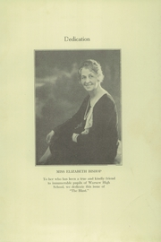 Page 5, 1931 Edition, Warsaw High School - Blast Yearbook (Warsaw, NY) online yearbook collection