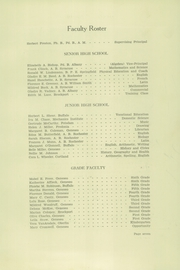 Page 9, 1931 Edition, Warsaw High School - Blast Yearbook (Warsaw, NY) online yearbook collection
