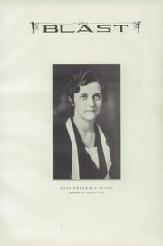 Page 15, 1933 Edition, Warsaw High School - Blast Yearbook (Warsaw, NY) online yearbook collection