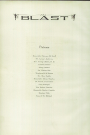 Page 8, 1933 Edition, Warsaw High School - Blast Yearbook (Warsaw, NY) online yearbook collection