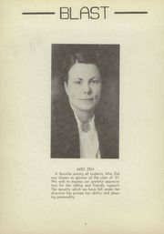 Page 12, 1937 Edition, Warsaw High School - Blast Yearbook (Warsaw, NY) online yearbook collection