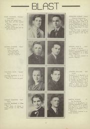 Page 16, 1937 Edition, Warsaw High School - Blast Yearbook (Warsaw, NY) online yearbook collection