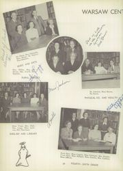 Page 16, 1950 Edition, Warsaw High School - Blast Yearbook (Warsaw, NY) online yearbook collection