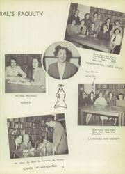 Page 17, 1950 Edition, Warsaw High School - Blast Yearbook (Warsaw, NY) online yearbook collection