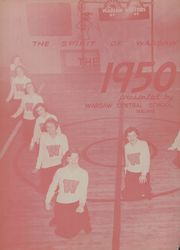 Page 6, 1950 Edition, Warsaw High School - Blast Yearbook (Warsaw, NY) online yearbook collection