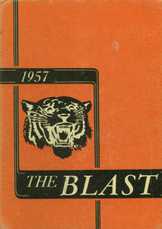 Page 1, 1957 Edition, Warsaw High School - Blast Yearbook (Warsaw, NY) online yearbook collection