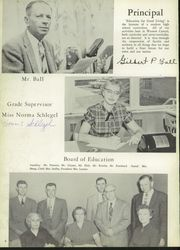 Page 10, 1957 Edition, Warsaw High School - Blast Yearbook (Warsaw, NY) online yearbook collection