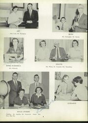 Page 12, 1957 Edition, Warsaw High School - Blast Yearbook (Warsaw, NY) online yearbook collection